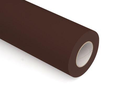 Folie samoprzylepne ploterowe monomerowe matowe AV507 brąz