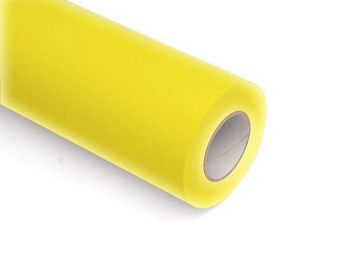 Folie samoprzylepne ploterowe monomerowe w połysku AV526 żółty