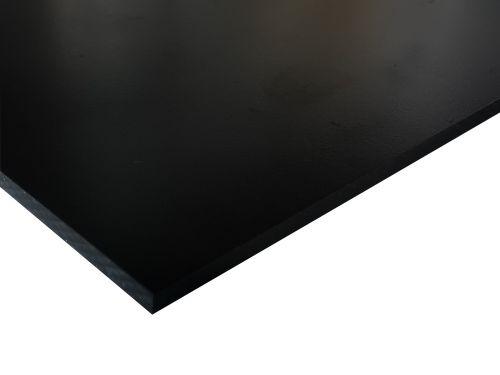 Płyty ABS regranulat czarny 4mm