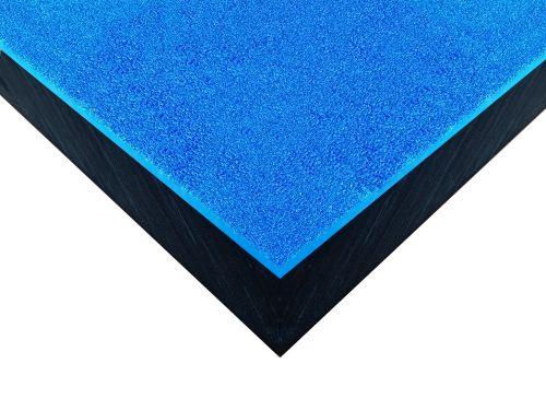 Płyty polietylenowe lite, struktura antypoślizgowa grain niebieski
