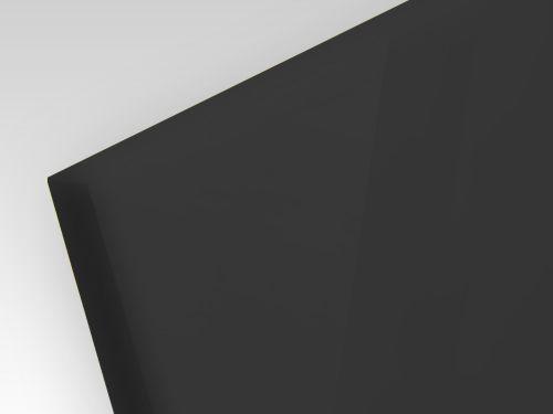 Płyty HIPS czarny 3mm