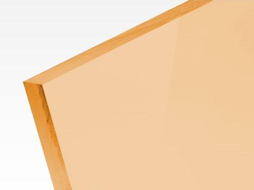HIPS lustro złote 2 mm