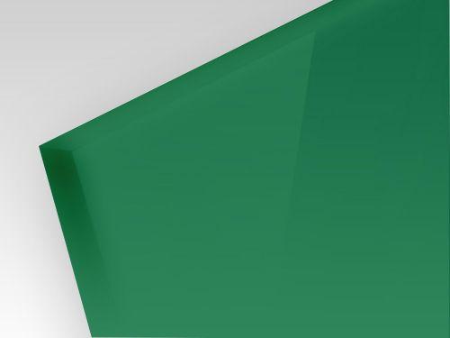 HIPS zielony 2 mm