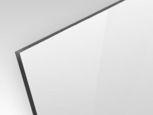 Kompozyt reklamowy dwustronny biały / srebrny 3 mm