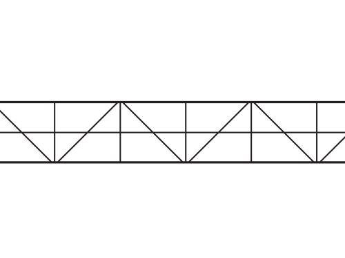 Poliwęglan kanalikowy bezbarwny 32 mm / 5M
