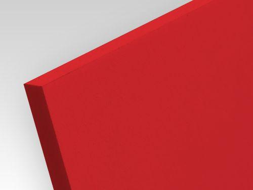 PCW spienione czerwone 3 mm
