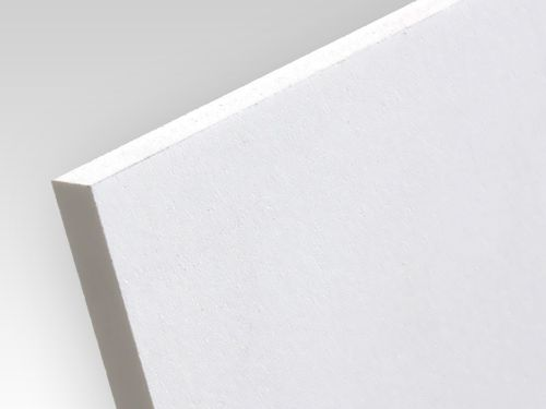 Płyty PCW spienione standard białe 3 mm