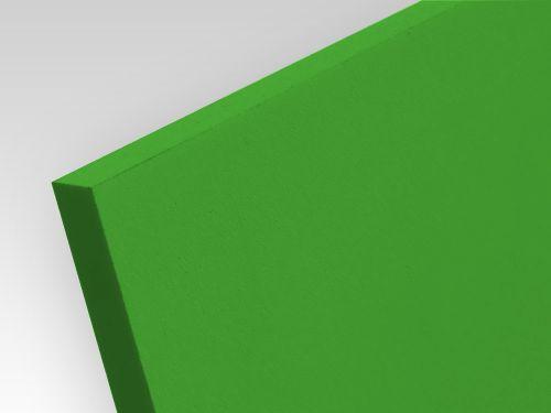 Płyty PCW spienione standard zielony 3 mm