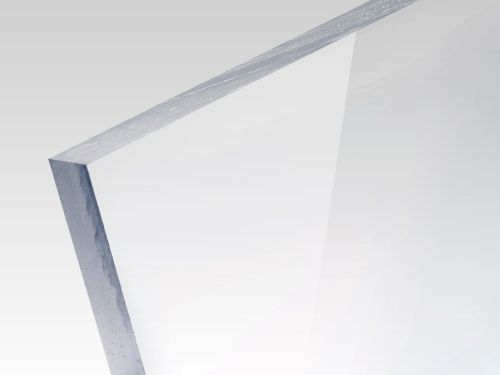 Płyty PCW twarde transparentne 2 mm