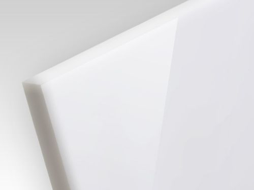 Płyty z PCW twarde białe 10 mm