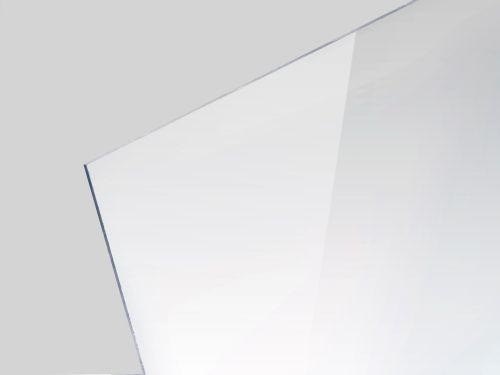 Płyty poliestrowe PET-G bezbarwne grubość 1 mm