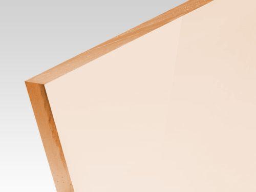 Plexi lustro złote 3 mm