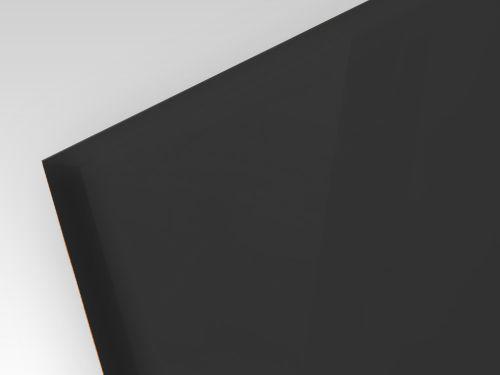 Płyty akrylowe wylewane kolory opaque czarny
