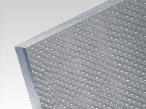 Płyty akrylowe ekstrudowane pryzma 3 mm