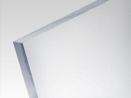 Plexi satynowe bezbarwne 4 mm