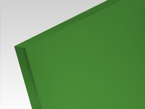 Płyty akrylowe wylewane kolory translucentne ciemny zielony 3 mm