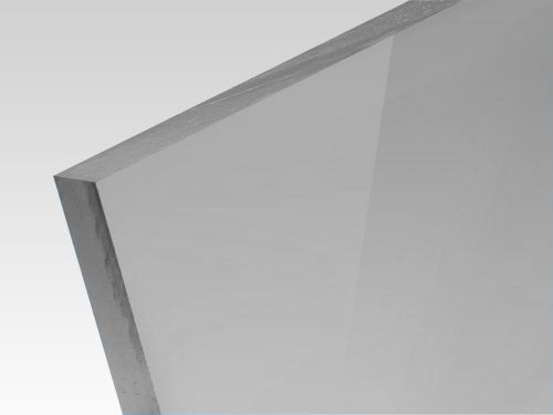 Płyty akrylowe wylewane kolory transparentne szary 8 mm