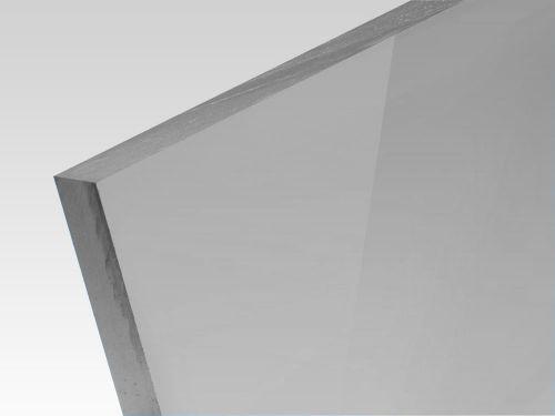 Płyty akrylowe wylewane kolory transparentne szara 3 mm