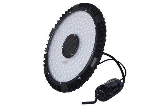 Oświetlenie przemysłowe LED oprawy magazynowe typu ufo high bay
