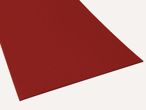 Tkaniny plandekowe 650g czerwony