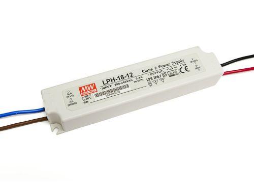 Zasilacze LED zewnętrzne 18W
