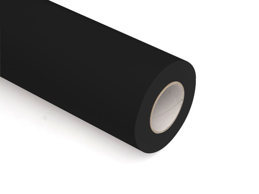 Folie samoprzylepne ploterowe monomerowe AV502 matowe czarny