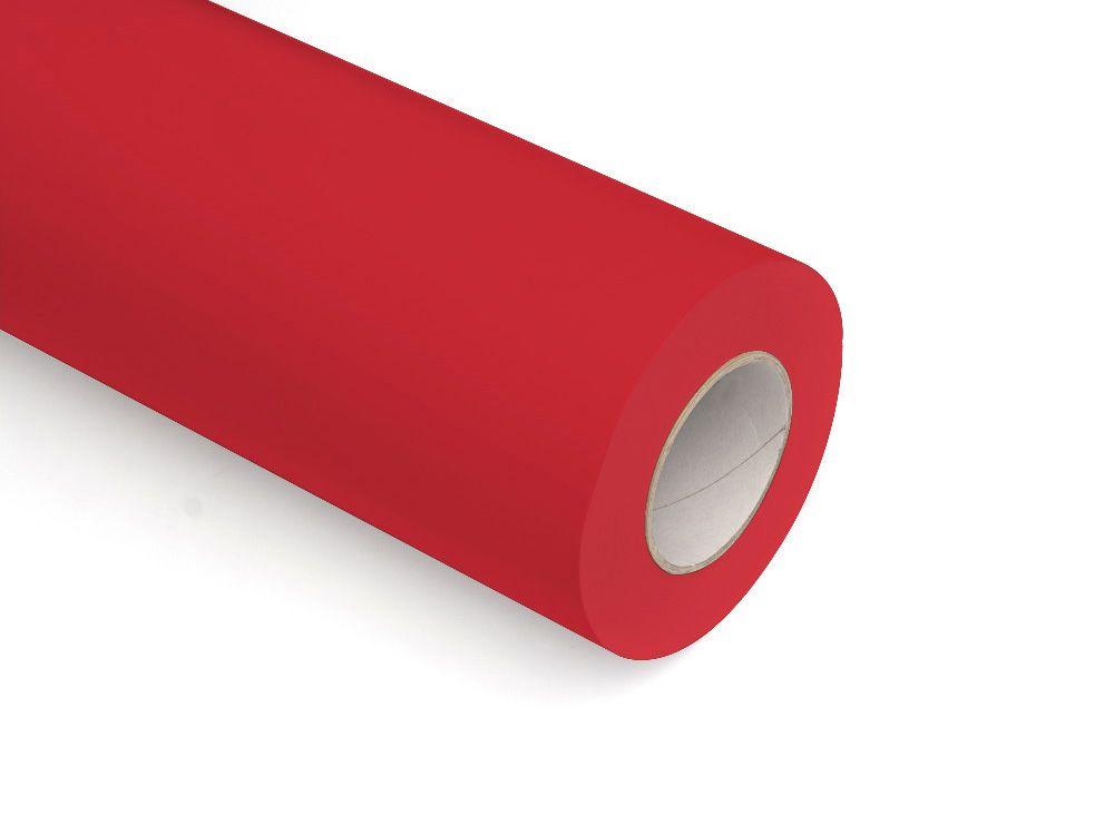 Folie samoprzylepne ploterowe monomerowe AV503 matowe czerwony