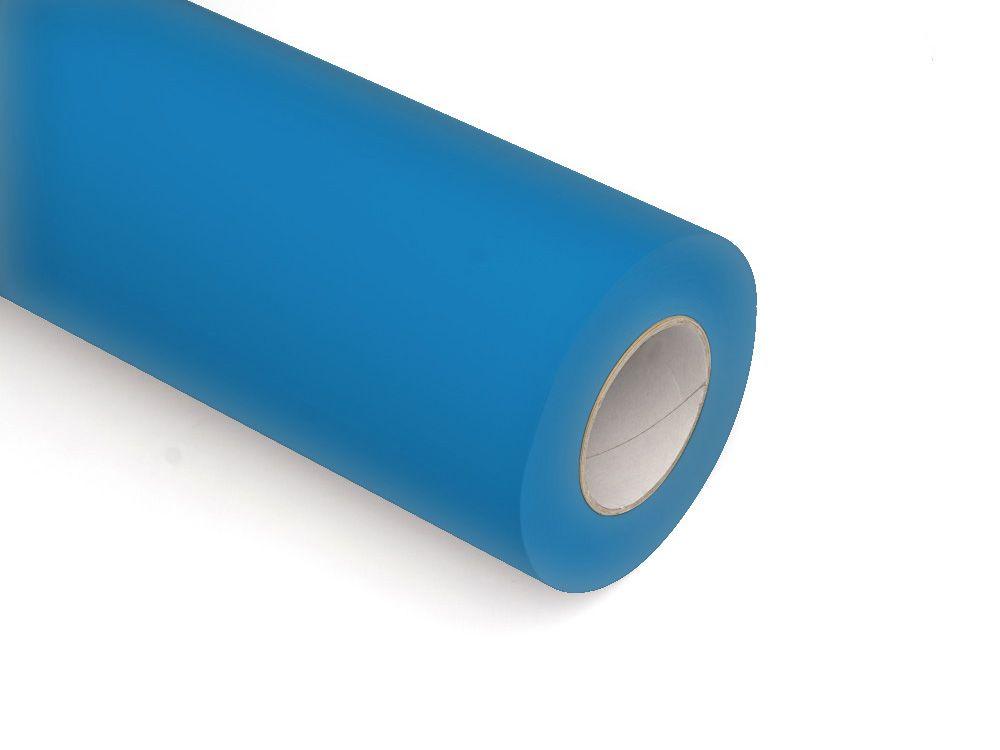 Folie samoprzylepne ploterowe monomerowe w połysku AV510 jasny niebieski