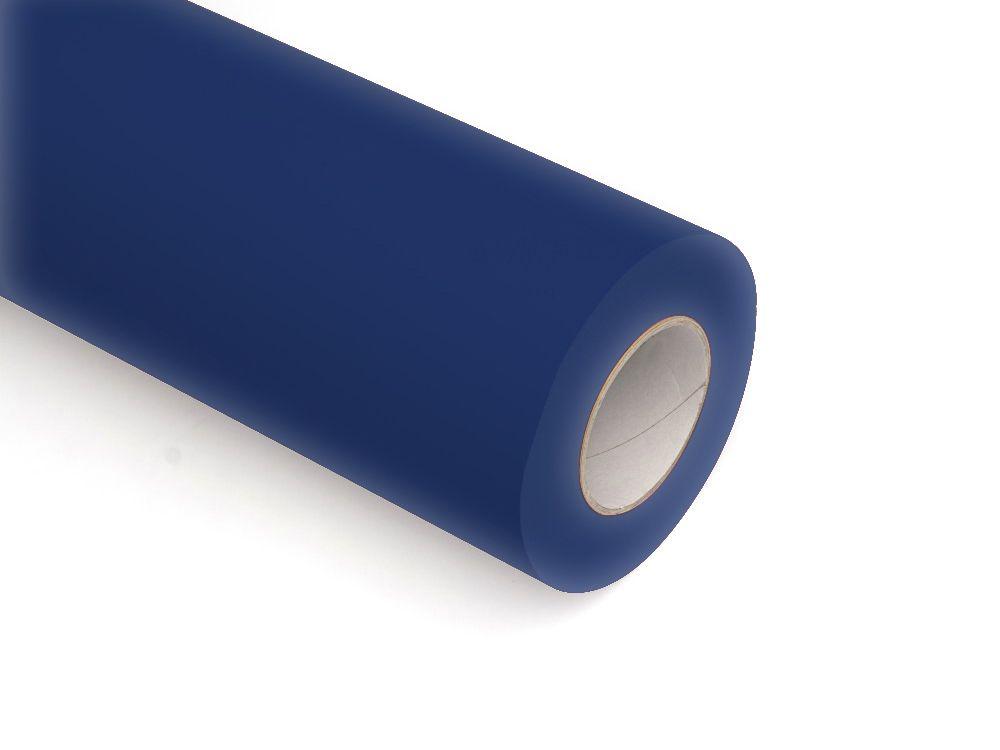 Folie samoprzylepne ploterowe monomerowe w połysku AV512 ciemny niebieski