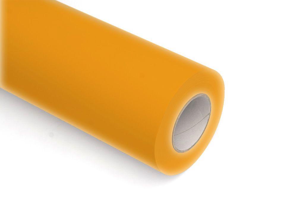 Folie samoprzylepne ploterowe monomerowe w połysku AV516 jasny pomarańczowy