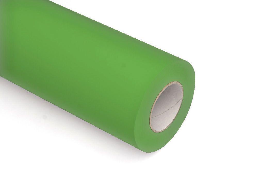 Folie samoprzylepne ploterowe monomerowe w połysku AV517 jasny zielony