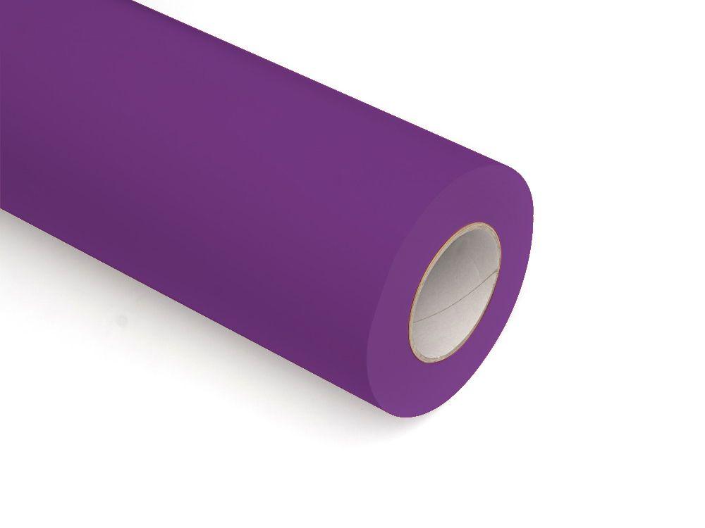 Folie samoprzylepne ploterowe monomerowe matowe AV522 fioletowy