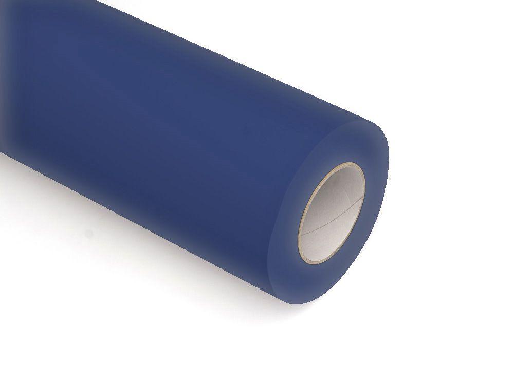 Folie samoprzylepne ploterowe monomerowe w połysku AV528 ciemny niebieski