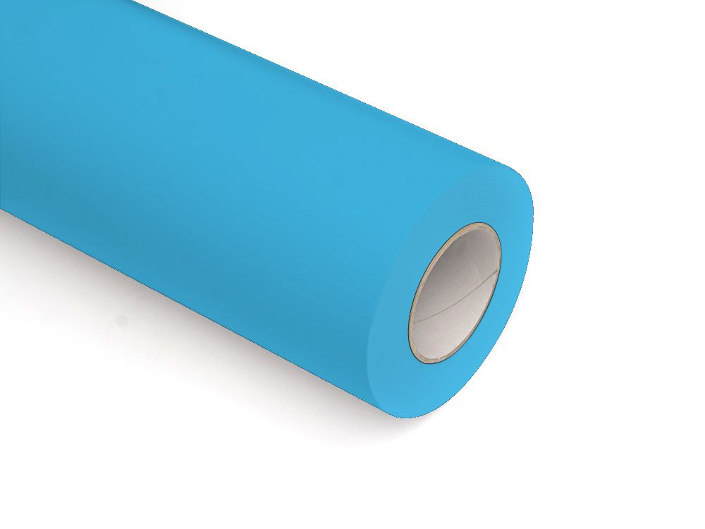 Folie samoprzylepne ploterowe monomerowe matowe AV537 niebieski