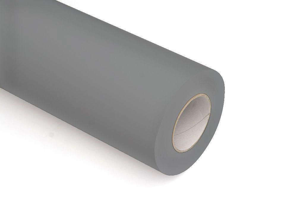 Folie samoprzylepne ploterowe monomerowe matowe AV546 srebrny metalik