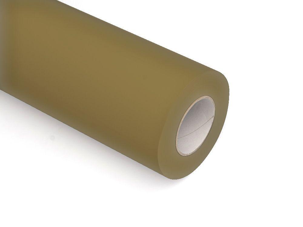 Folie samoprzylepne ploterowe monomerowe matowe AV547 złoty metalik