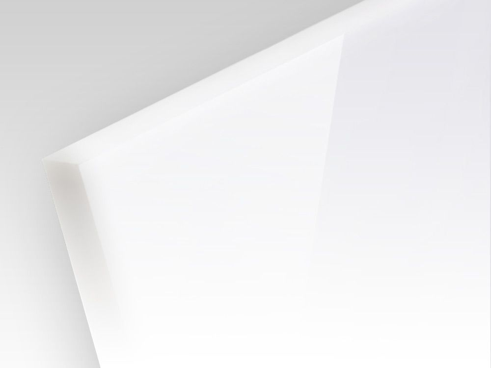 Płyty HIPS biały 0,75 mm