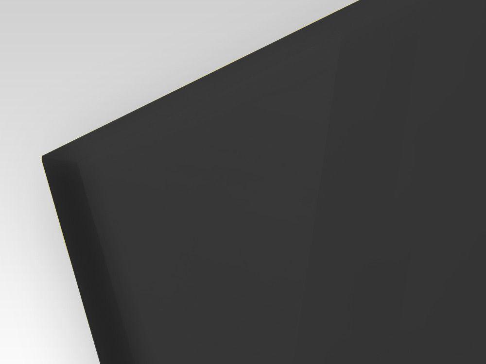 Płyty HIPS czarny 1mm