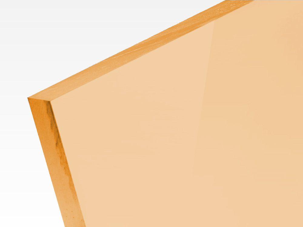 Płyty HIPS lustro 2 mm złote