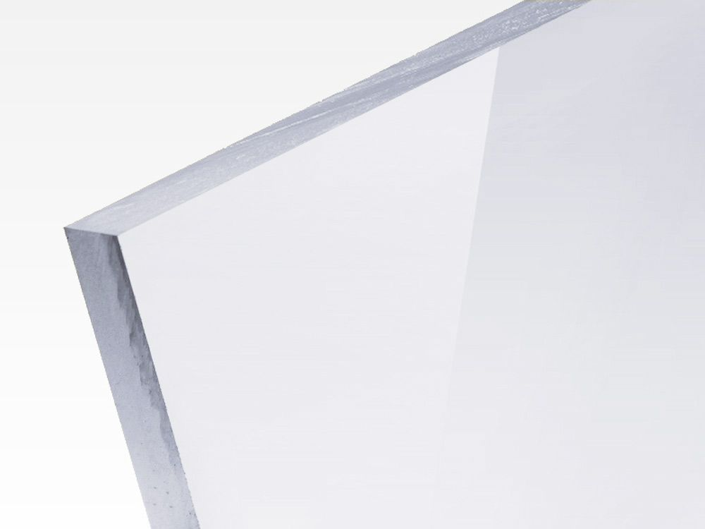Płyty HIPS lustro 1 mm srebrne