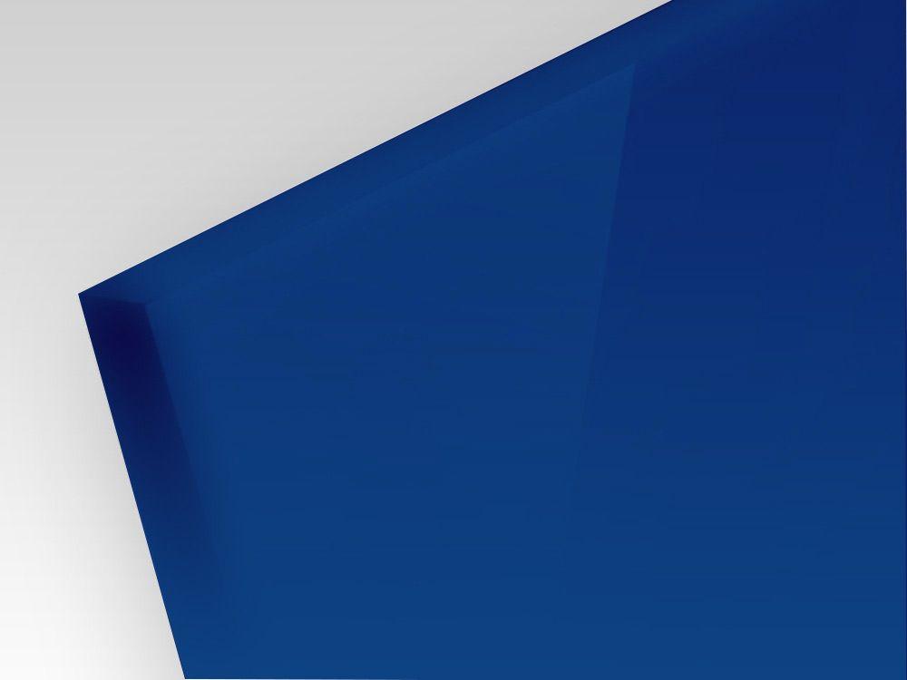 Płyty HIPS niebieski 1mm