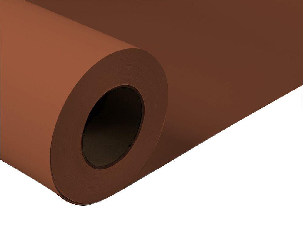 Folie magnetyczne brązowe z klejem do aplikacji na ścianach