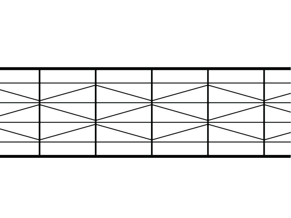 Poliwęglan kanalikowy bezbarwny 16 mm / 9X