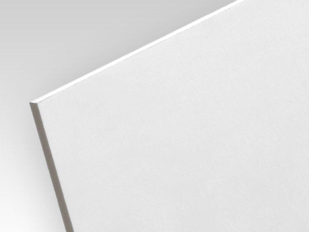 Płyty PCW  spienionego light białe 2 mm