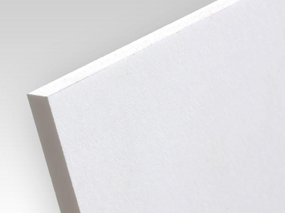 Płyty PCW spienione standard białe 1 mm