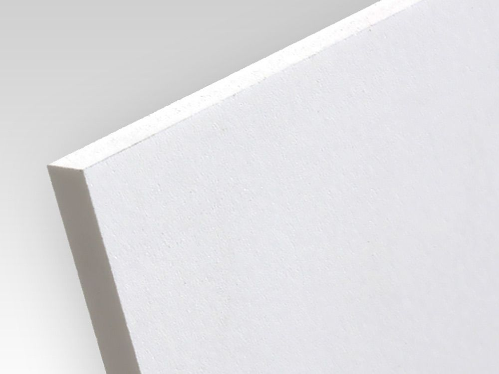 PCW spienione białe 4 mm