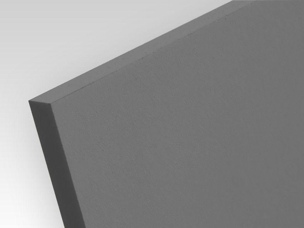 Płyty PCW spienione standard szary 3 mm