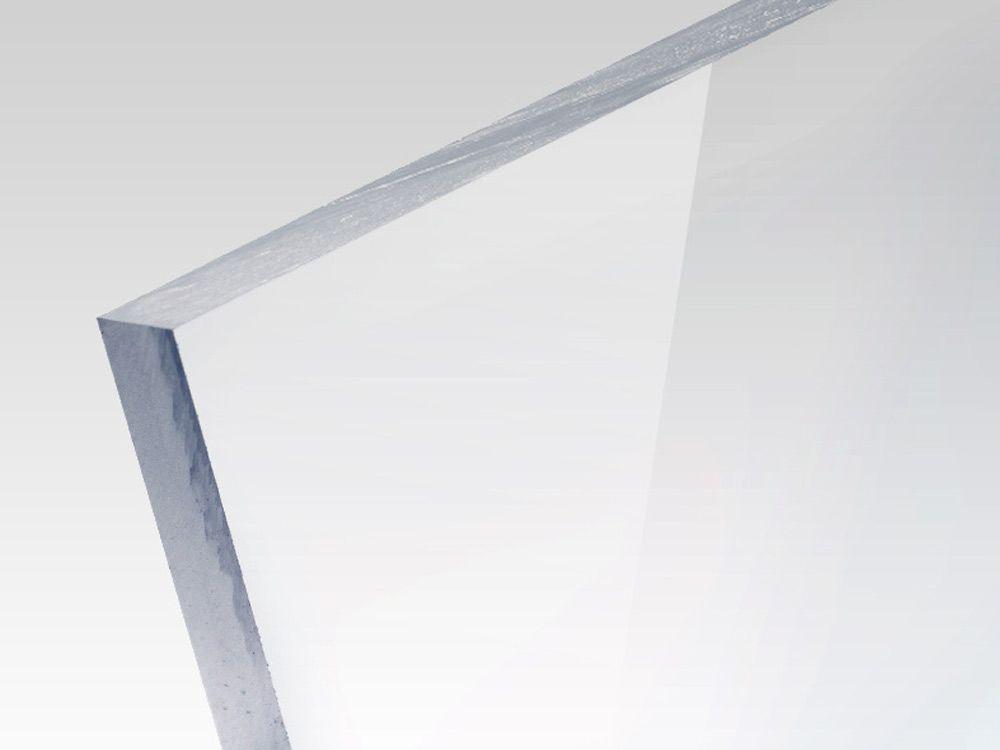 Płyty PCW  twarde transparentne 3 mm