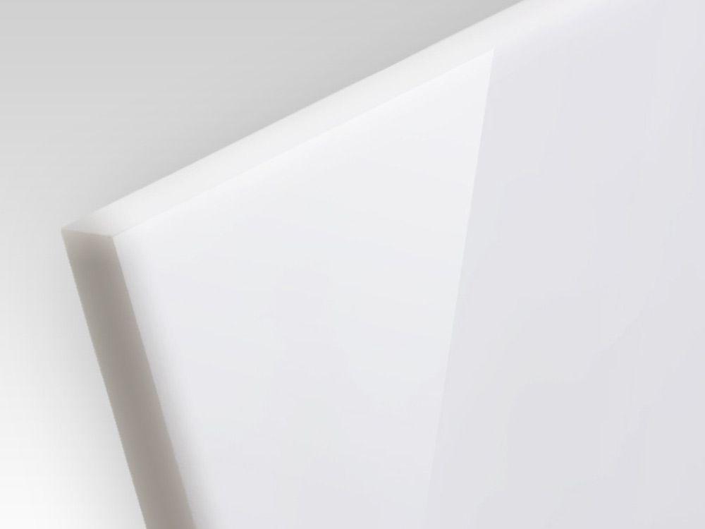 Płyty PCW twarde białe 2 mm