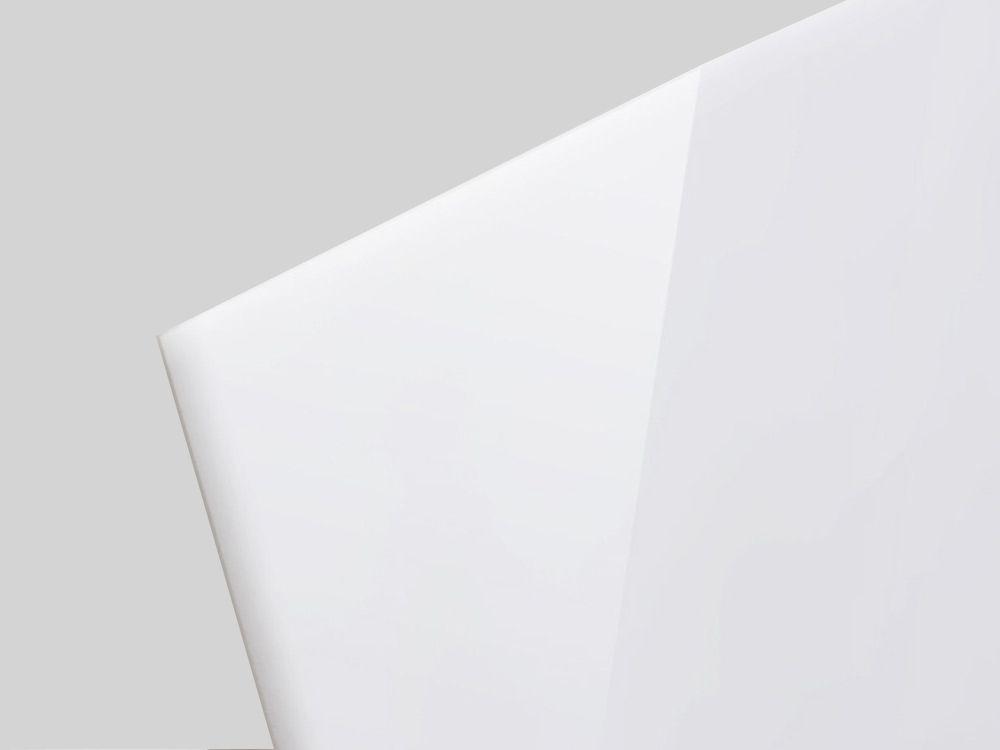 Płyty poliestrowe PET-A opal grubość 1 mm